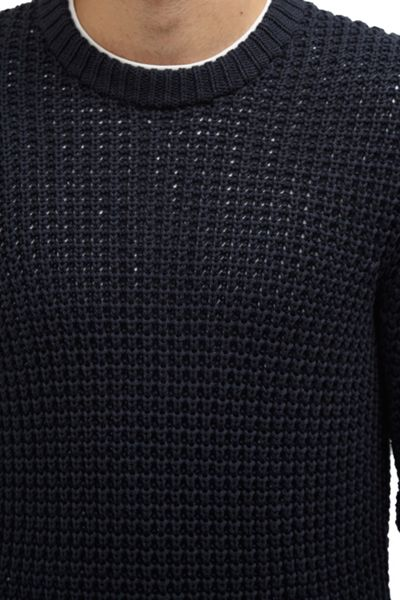 French Connection Waffle Stitch Knits Jumper