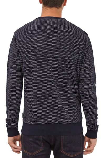 French Connection Dunite Dot Sweatshirt