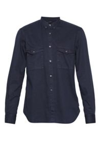 French Connection Winter Stretch Twill Shirt