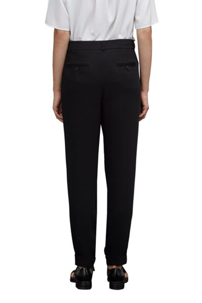 Great Plains Carmel Crepe Tapered Trousers