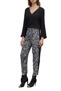 Great Plains Helsinki Contrast Trim Trousers