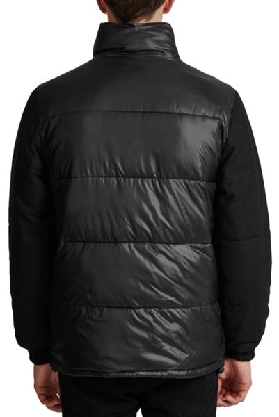 French Connection Mountain Pass Plain Padded Jacket
