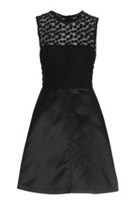 French Connection Chelsea Beau Flared Dress