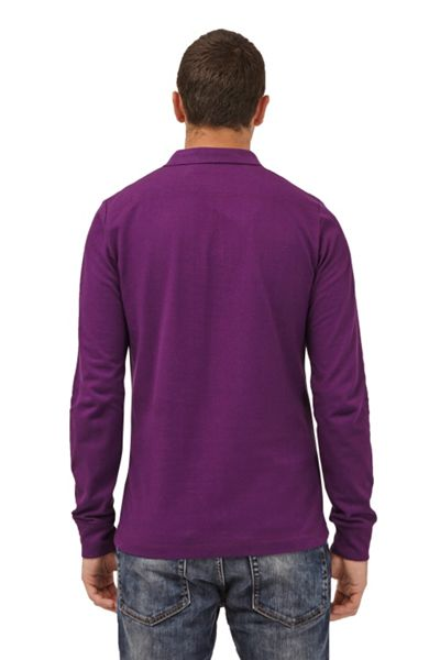 French Connection AW16 Brunswick Long Sleeve Polo Shirt