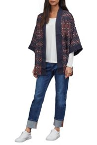 Great Plains Tarim Ladder Lace Kimono Jacket