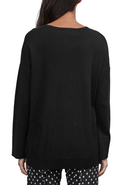 Great Plains Amelia Merino Reverse Knit Jumper