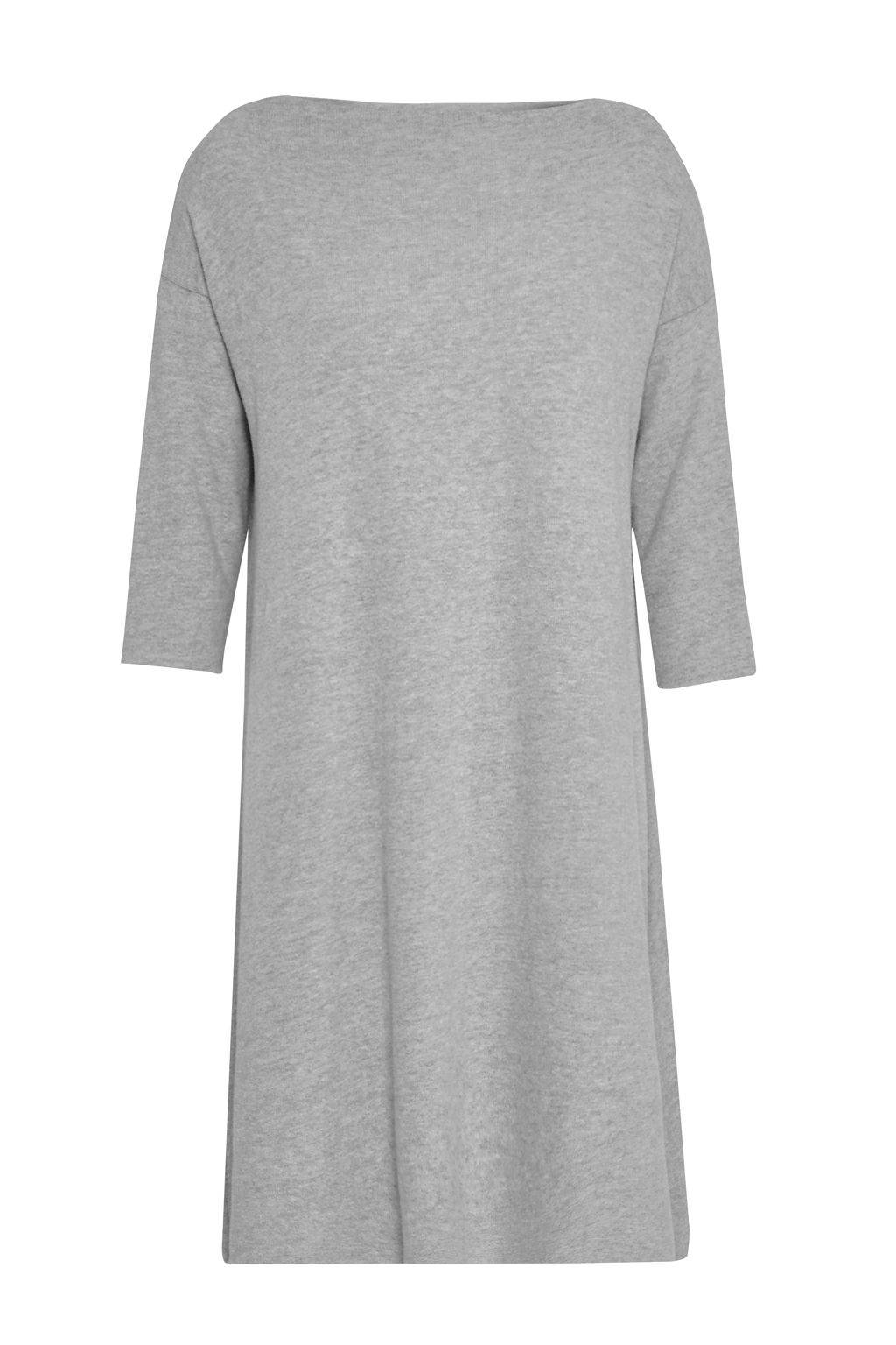 Great Plains Kitten Soft Jumper Dress, Grey