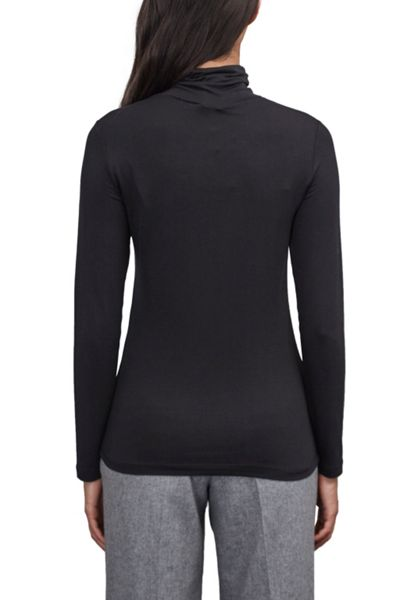 Great Plains Sudbury Stretch Polo Neck Top