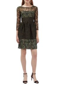 French Connection Molly Lace Mini Dress
