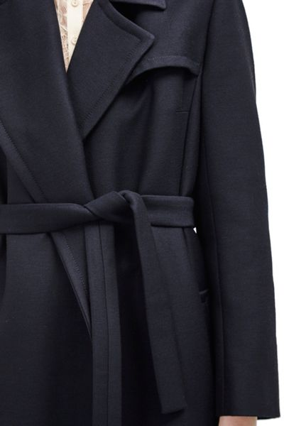 French Connection Flight Twill Tie Waist Coat