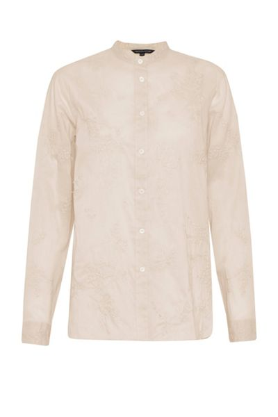 French Connection Prince Cotton Stitch Shirt