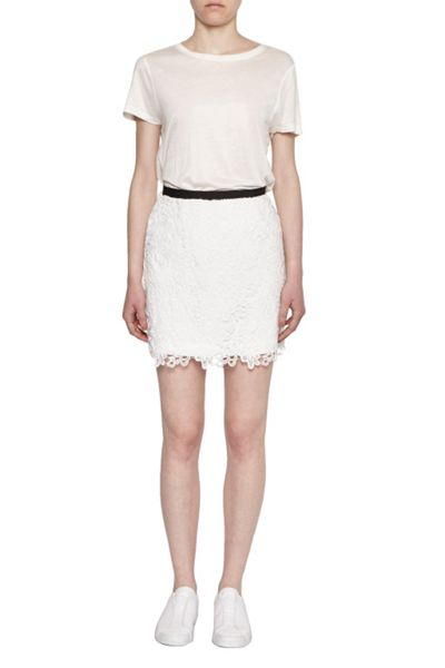 French Connection Mimi Bouquet Mini Skirt