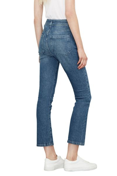 French Connection The Ash Kick Crop Jeans