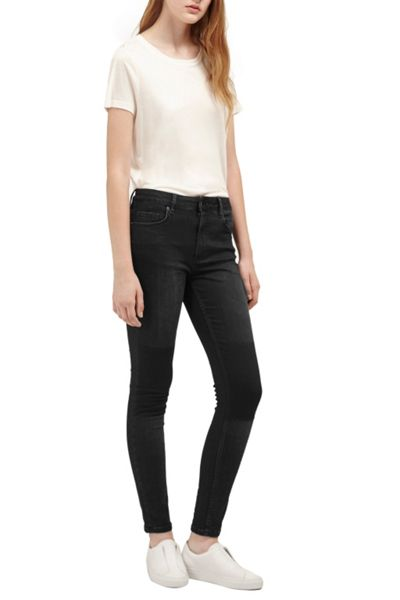 French Connection The Rebound Shadow Knee Jeans