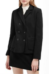 French Connection Sundae Suiting Double Breast Jacket