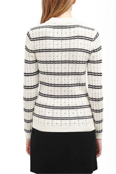 French Connection PO Rib Knits High Neck Jumper