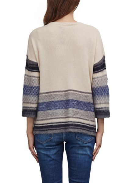 Great Plains Nordic Fairisle Cropped Jumper