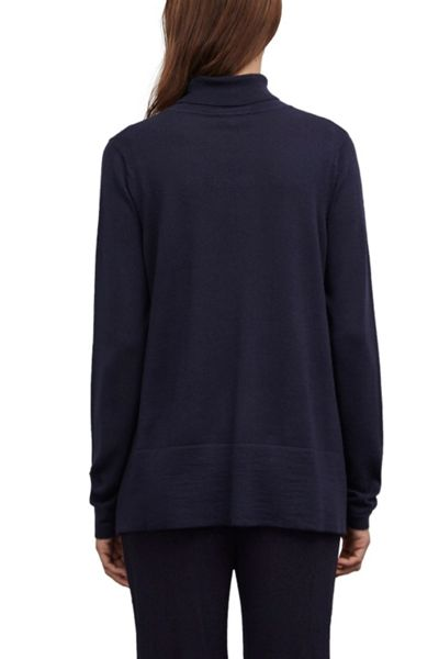 Great Plains Amelia Merino Polo Neck Sweater