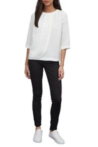 Great Plains Studio Crepe Top