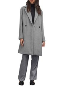Great Plains Blenheim Wide Revere Collar Coat