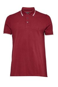 French Connection One Tipping Polo Shirt