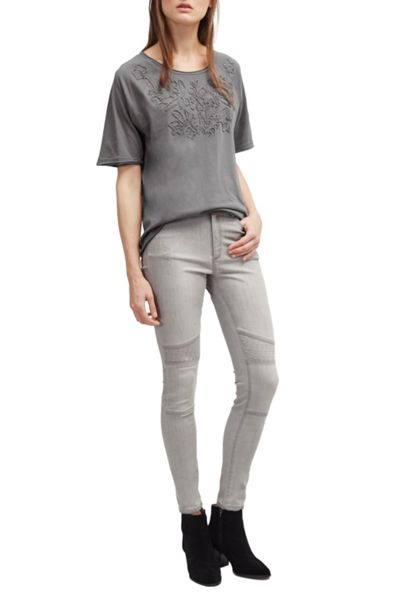 French Connection Esme Ribbon T-Shirt