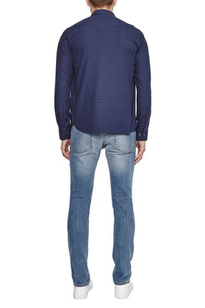 French Connection Eddie Checked Shirt