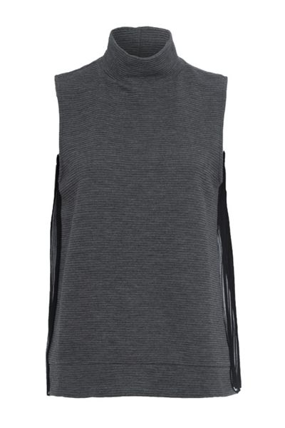 French Connection Sudan Sunray Sleeveless Jumper