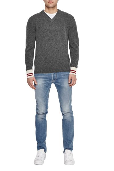 French Connection Varsity Jive Knits Sweater