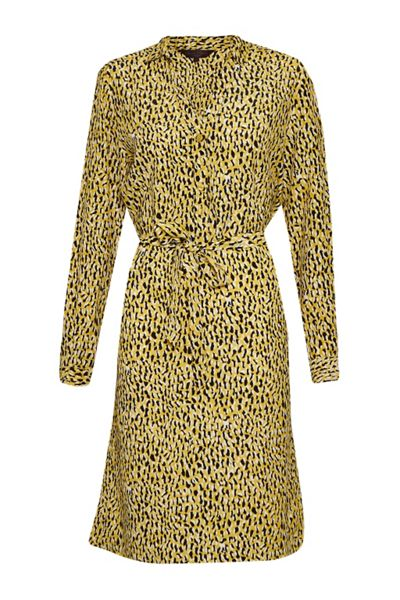 Great Plains Tigga Belted Shirt Dress