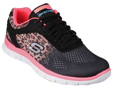 Skechers Flex appeal seregant trainers