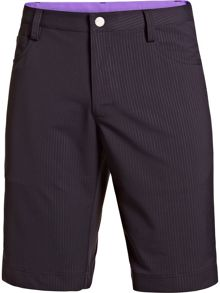 Elevated twill shorts