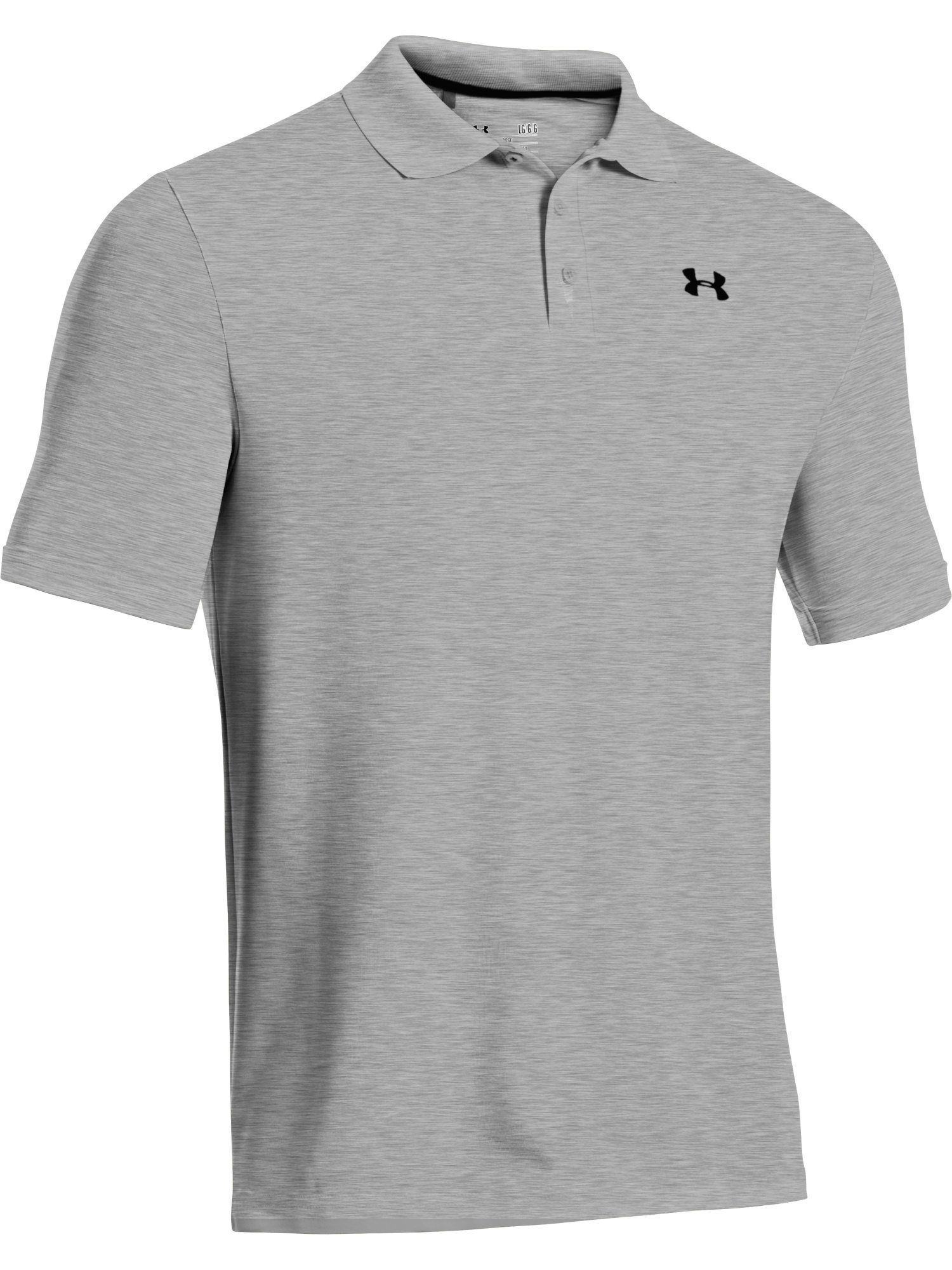 Men's Under Armour Performance Polo, Grey