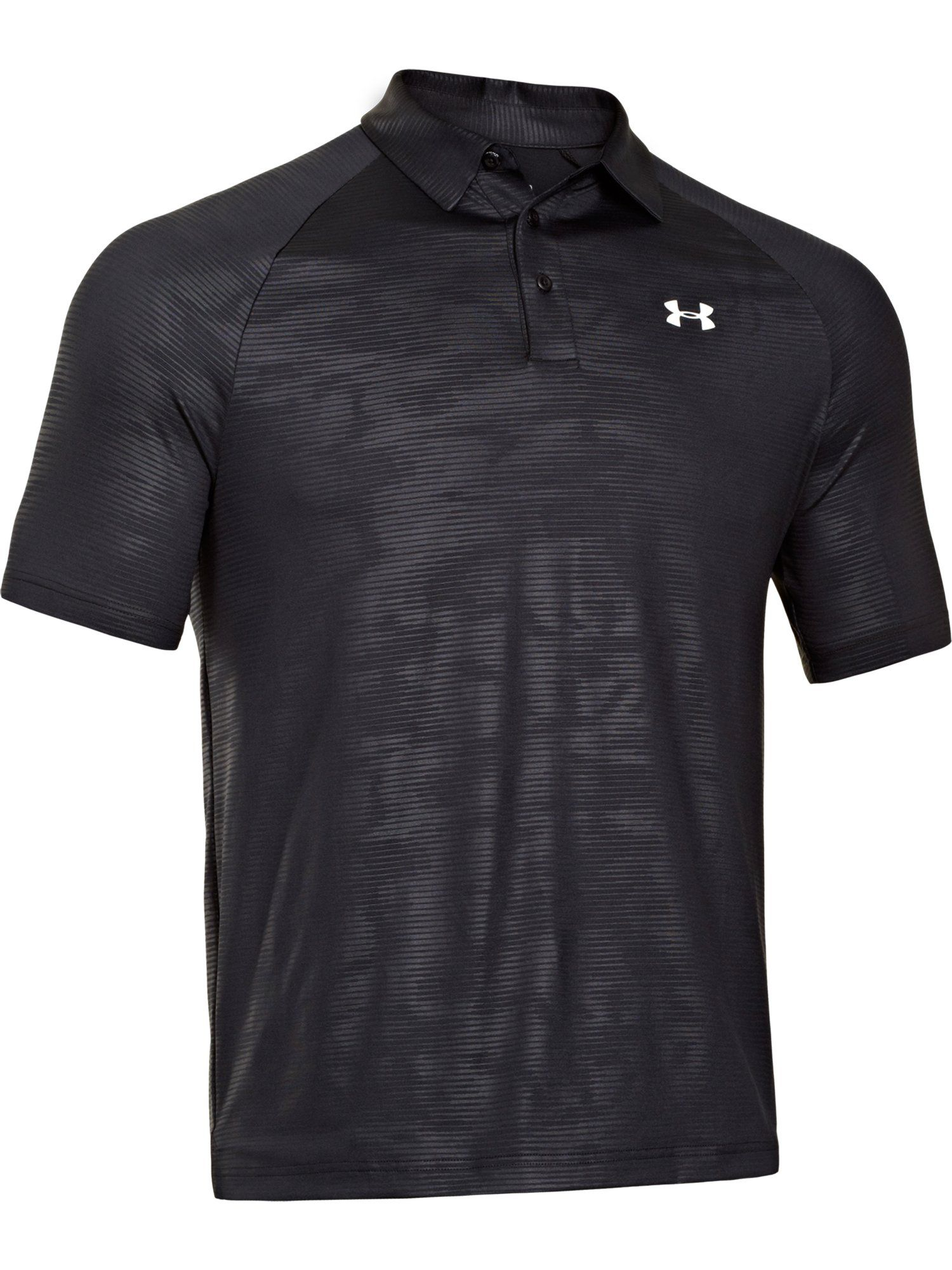 Coldblack embossed polo