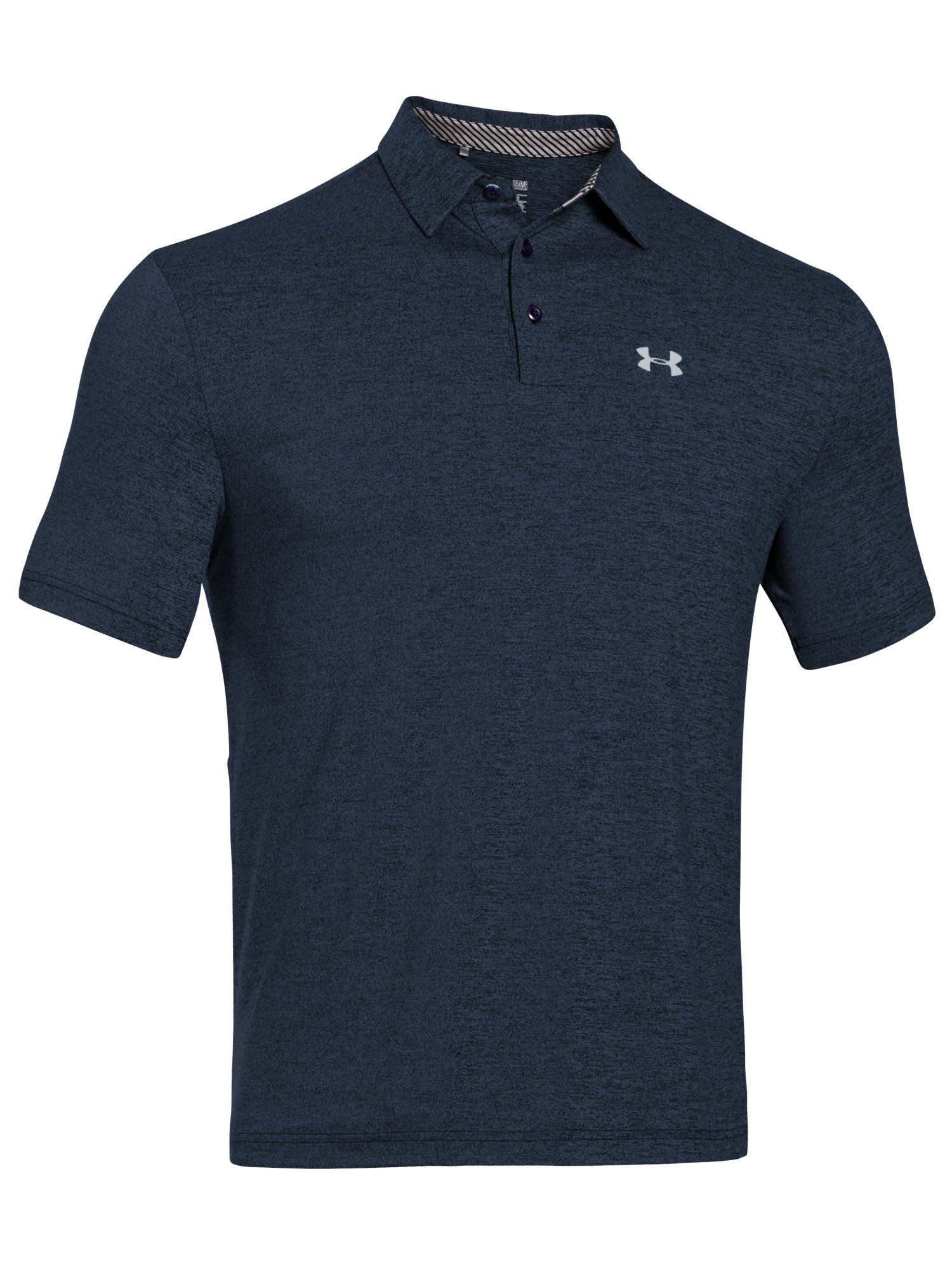 Elevated heather polo