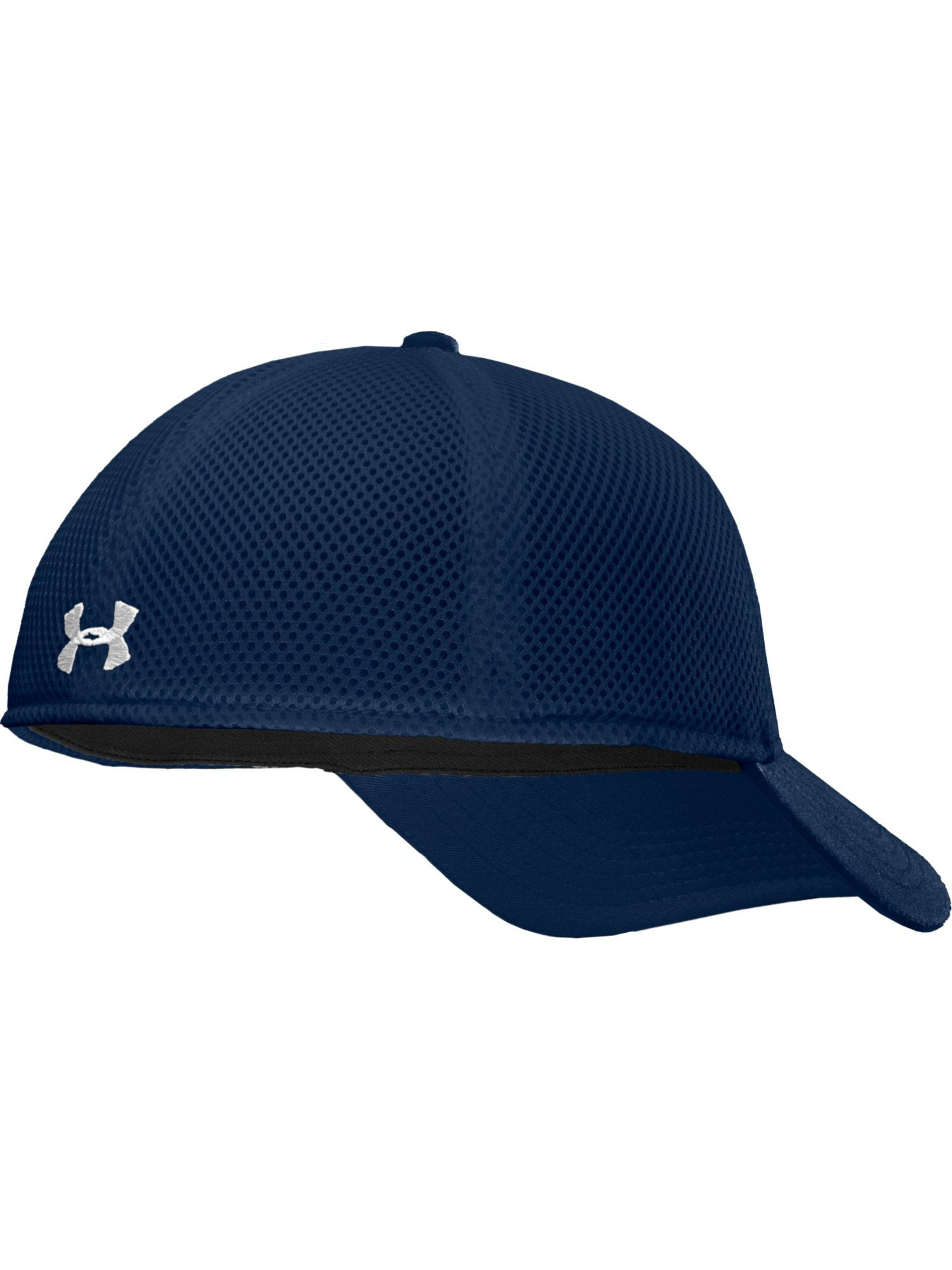 Classic mesh stretch fit cap