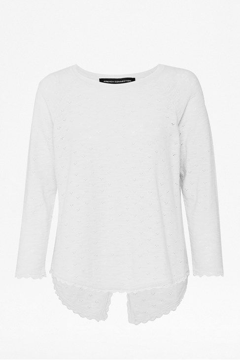 Amelia knits scoop neck jumper