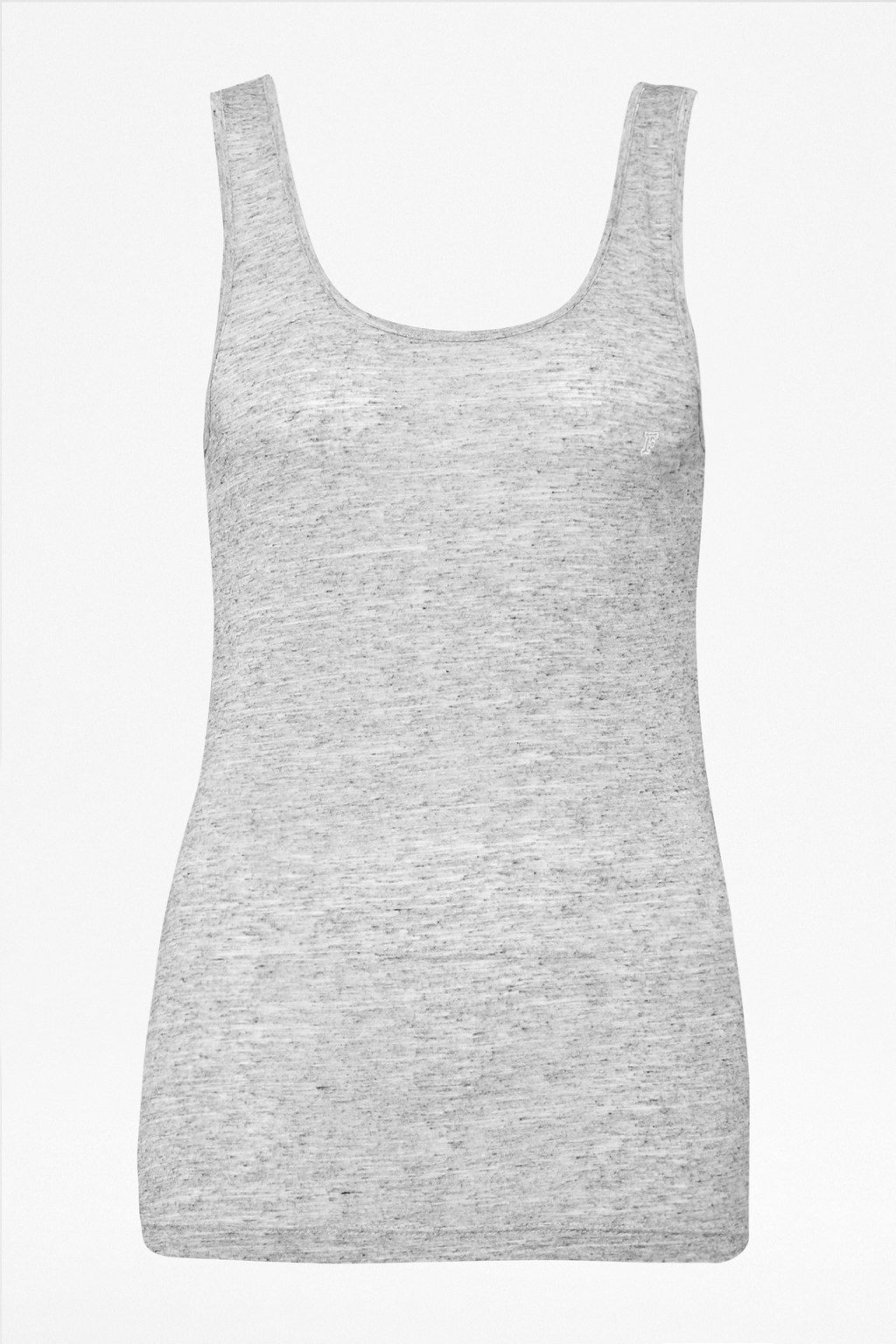 Melanite vest top