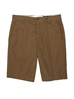 Lightweight cotton cargo shorts