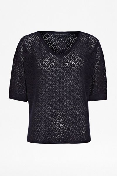 French Connection Summer sloanie kites v neck jumper