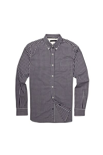 French Connection Bacon Lifeline Checked Shirt