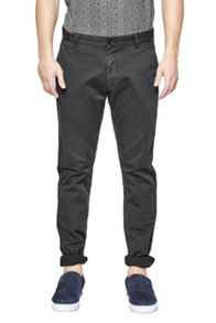 French Connection Sam Slim Cotton Trousers