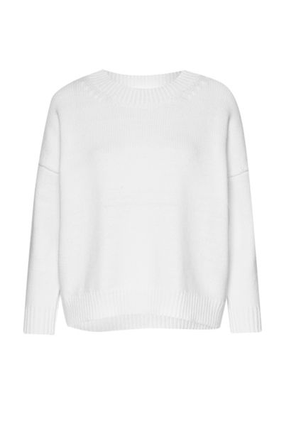 French Connection Yana knits cotton jumper