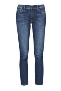 Skinny stretch rebound denim