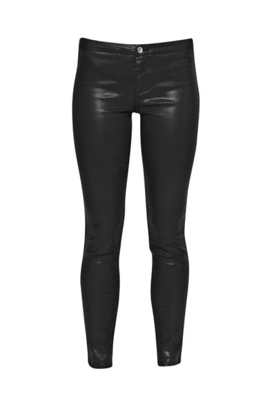 French Connection Coated Second Skin Legging
