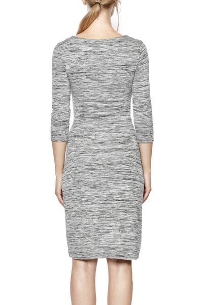 French Connection Splinter Space Dress