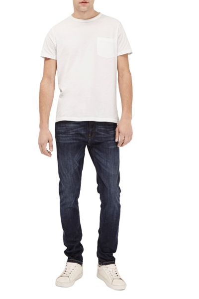 French Connection Co Skinny Fit Jeans
