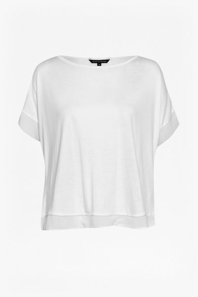 French Connection Plain French Top