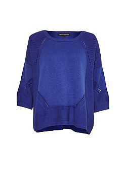 French Connection Rimsky Cotton Jumper