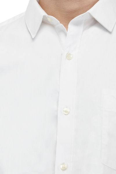 French Connection Peached End On End Connery Shirt
